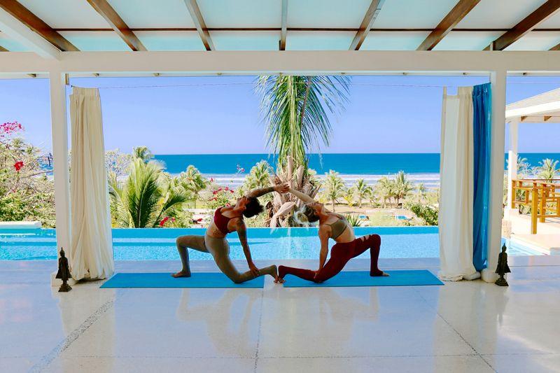 yoga in costa rica