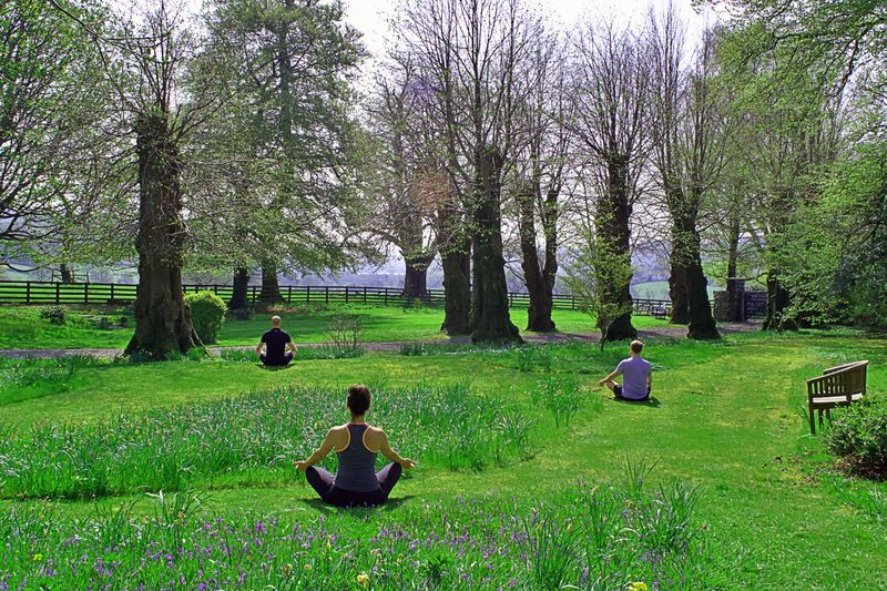 yoga retreat in cumbria