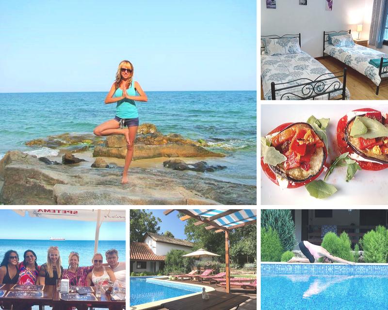 yoga retreat bulgaria