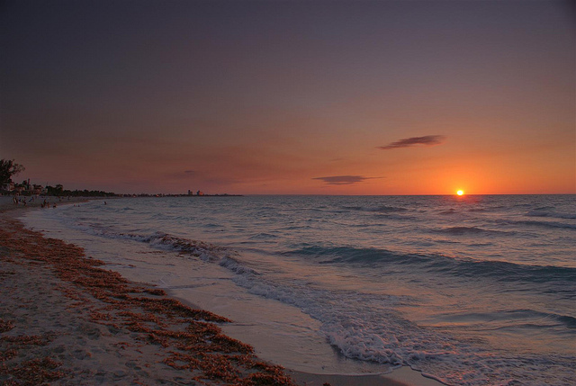 Sun Beach Varadero Cuba