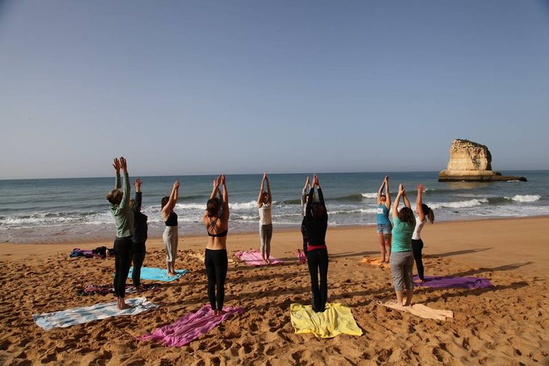 yoga teacher training in portugal