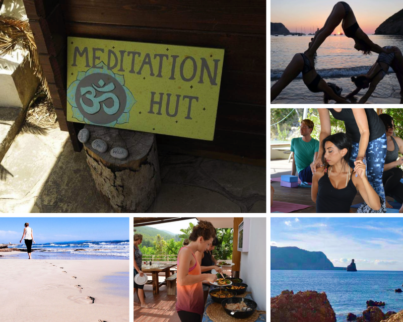 yoga retreat in Ibiza