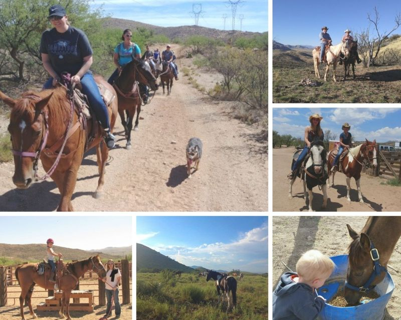 weekend horse riding in usa - 3 day weekend ranch vacation and horseback riding in arizona