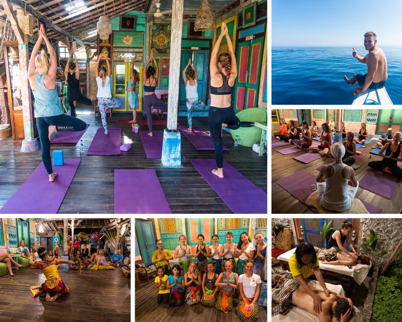 yoga in Buleleng