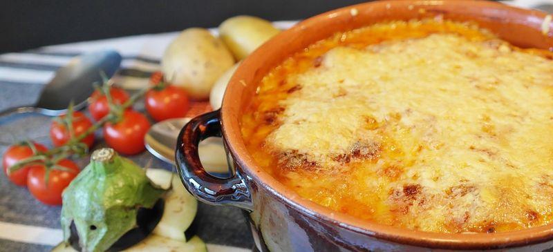 crockpot egg casserole