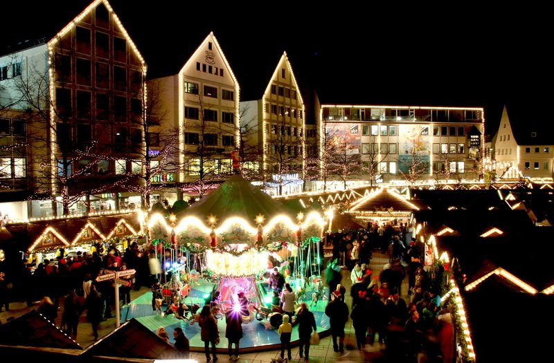 Amazing Christmas Markets From All Over The World ...