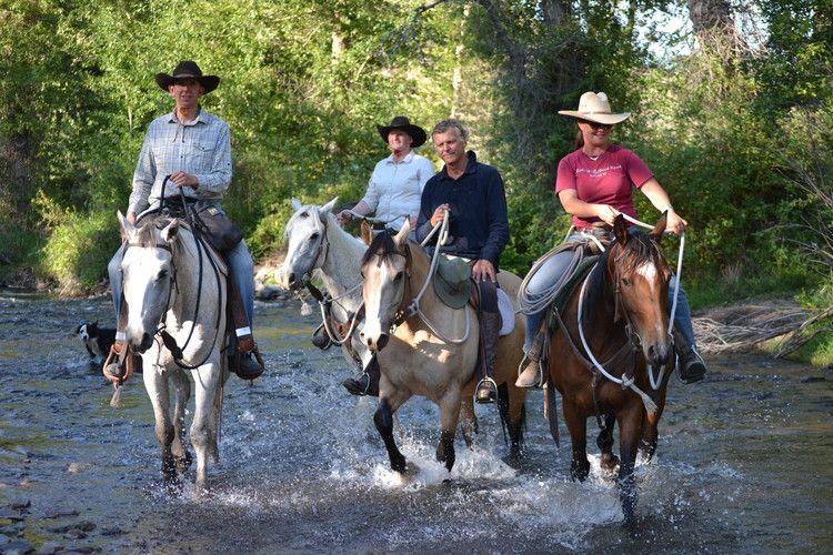 montana cowboys cowgirl