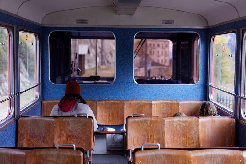 train-chamonix-france