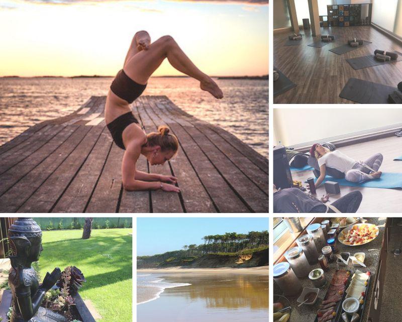 eco yoga holiday in porto, portugal
