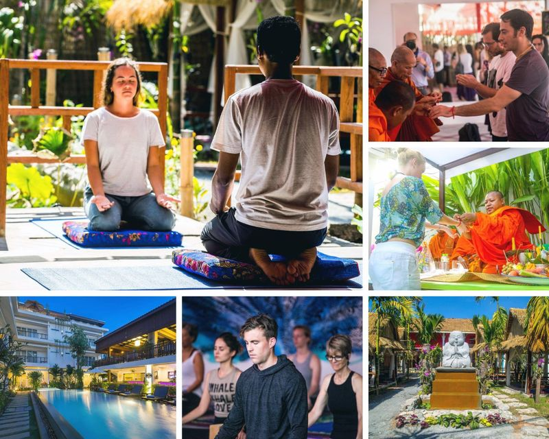 yoga retreat cambodia