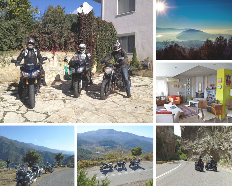 Motorcycle Tour in Greeece