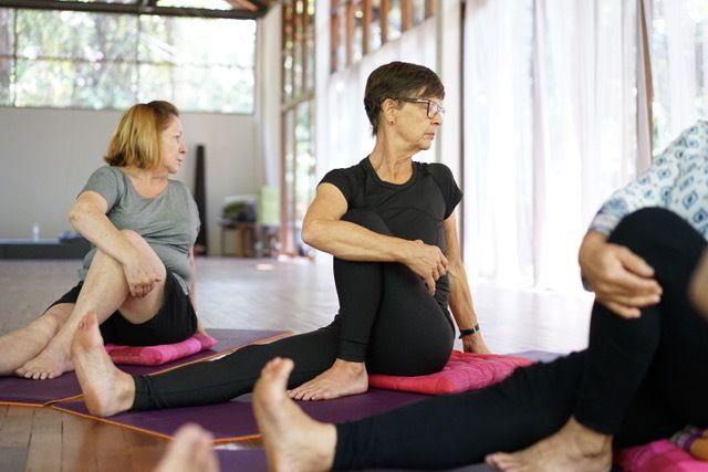 yoga for seniors flexibility