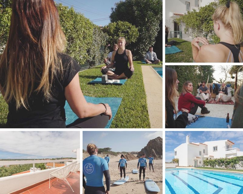 4 Day Relax, Rejuvenate, and Enjoy Free Spirit Yoga Holiday in Cascais