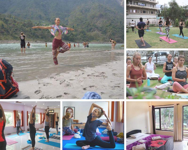 3 Day Himalayan Meditation and Yoga Retreat in Rishikesh