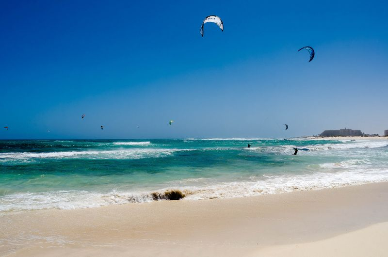 kitesurf-flag-beach-fuerteventura