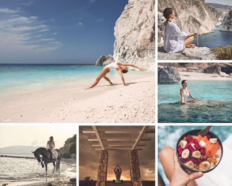 8 Days Laid-Back Luxury Island and Beach Yoga Retreat on Zakynthos