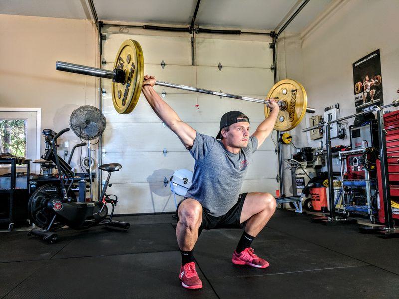 barbell-squats