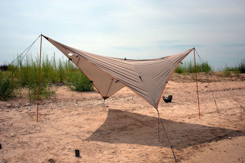 tarp-camping