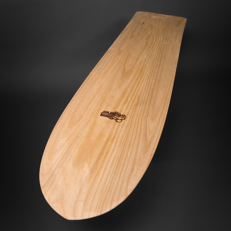 Finless surf board