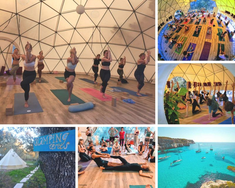 21 Day 200-Hours Multi-style Yoga Teacher Training from Indian School in Mallorca Island, Europe