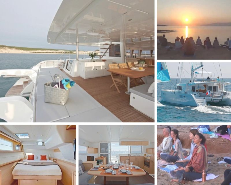 7 Day Yoga and Sailing Retreat in Kefalonia and Ithaki, Greece