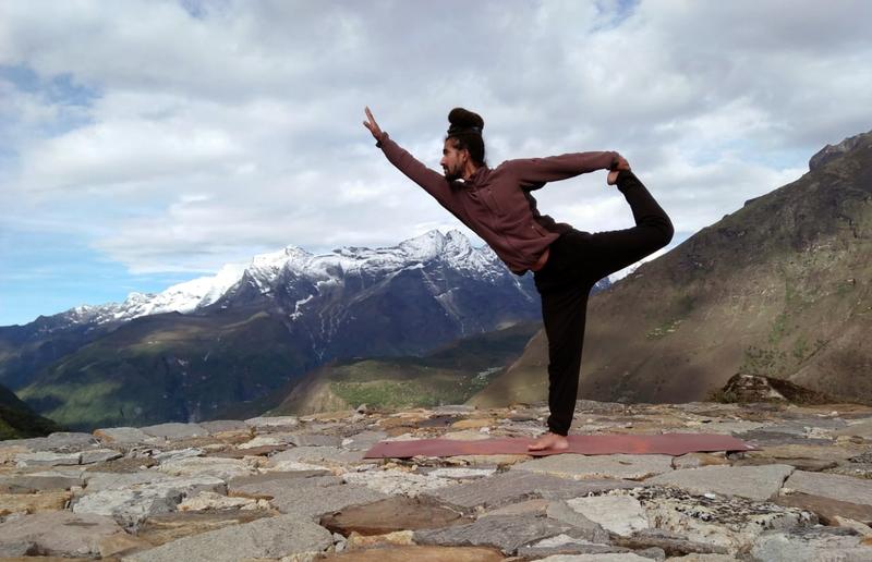 yoga in Bagmati Zone