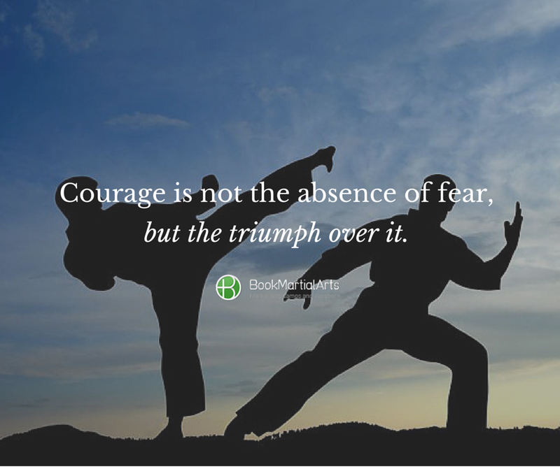 Top 10 Motivational Quotes For Martial Artists