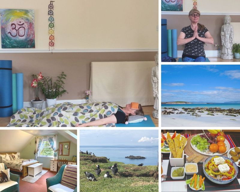 5 Day Exclusive Yoga Nidra Meditation Retreat For Couples & Friends, Isle Of Mull, Scotland
