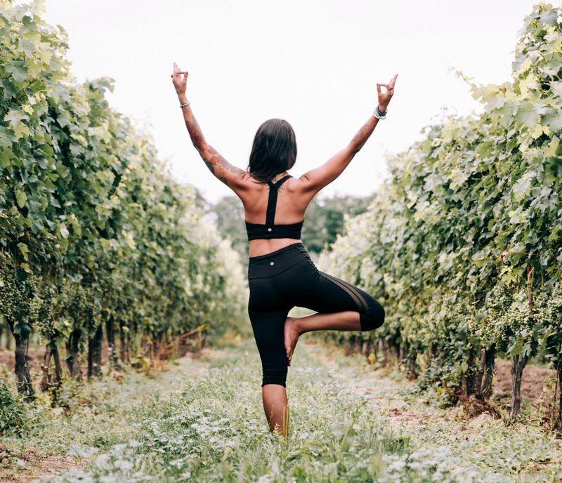 yoga retreat italy