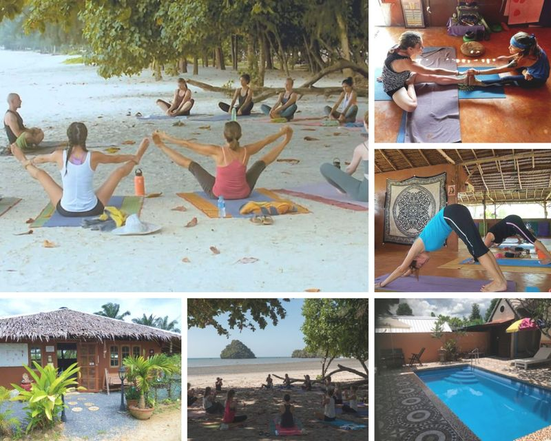meditation and yoga holiday in krabi