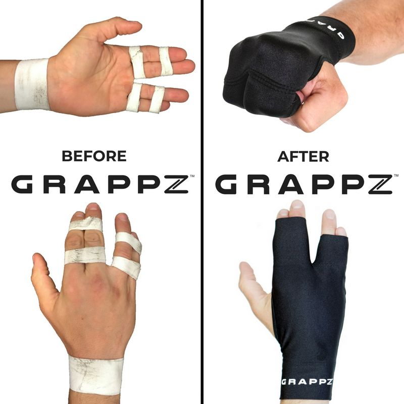 grappz glove for training