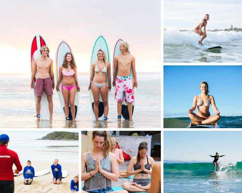 yoga retreat in Coffs Harbour