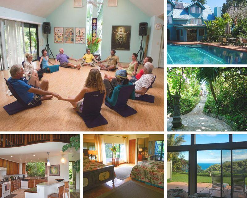 spiritual healing retreat in hawaii