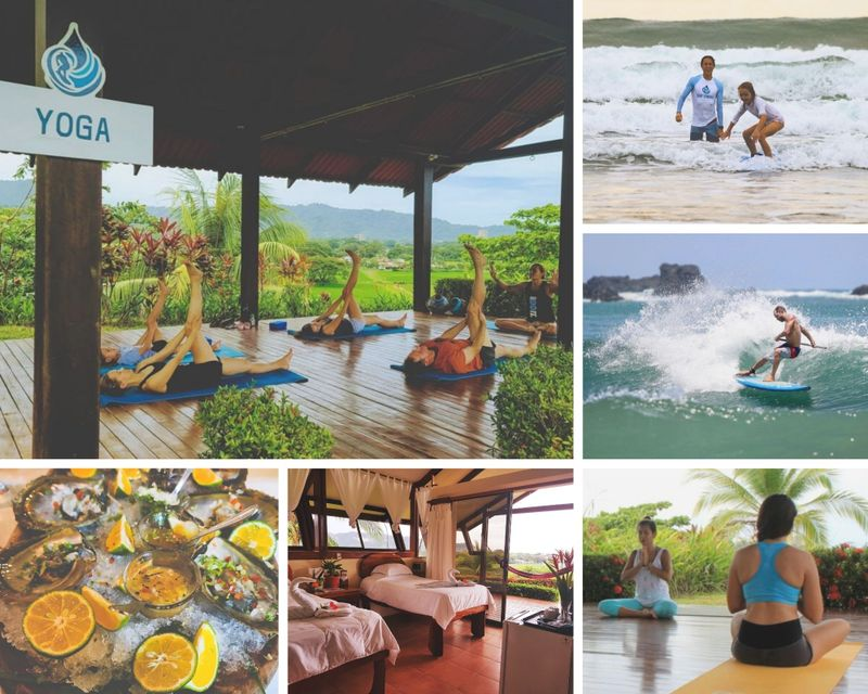 All Inclusive 8 Day Surf and Adventure Holiday in Jaco