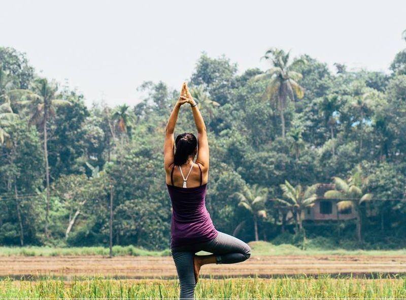 yoga retreat in kerala india