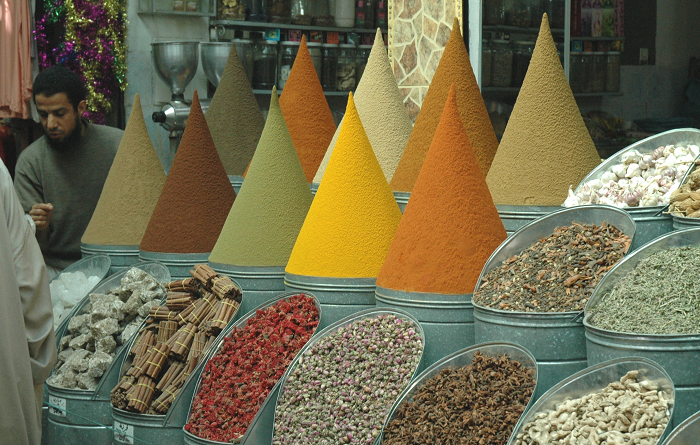 spices in marocco
