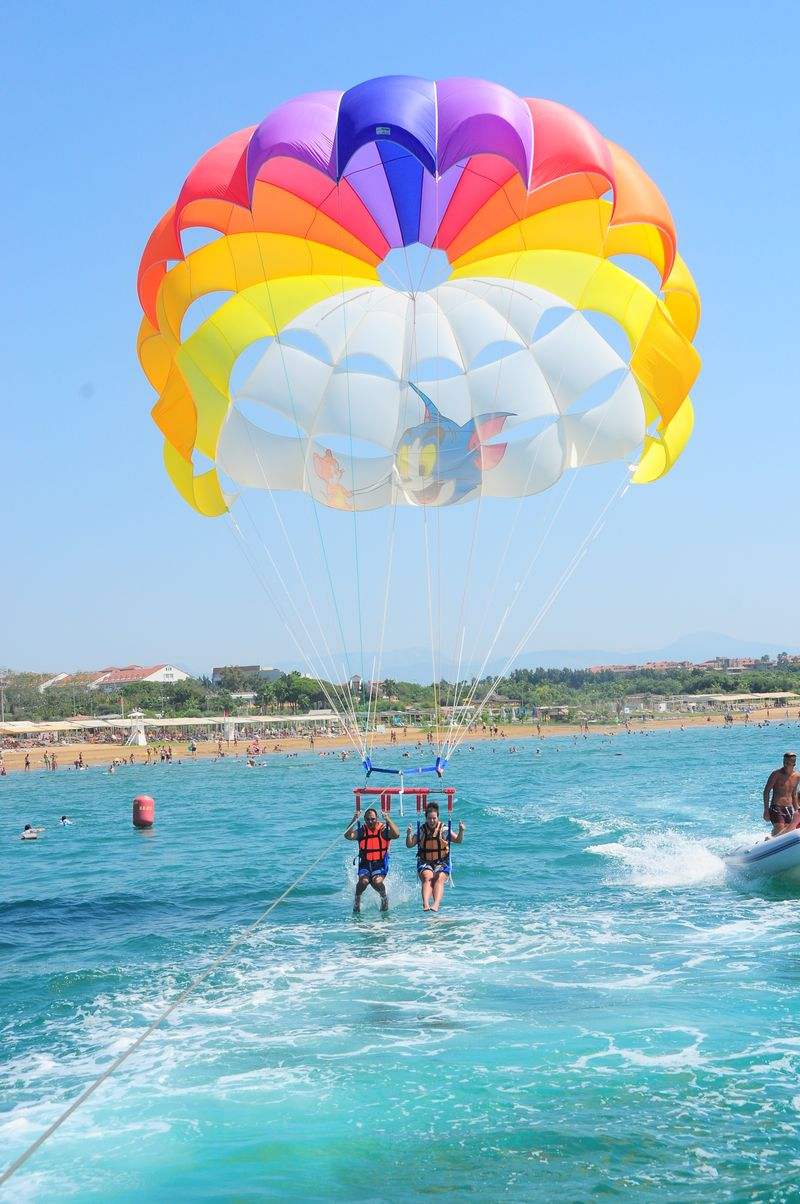 try-parasailing