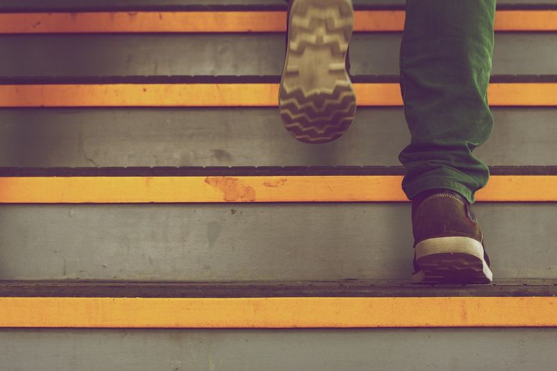 small steps to exit your comfort zone