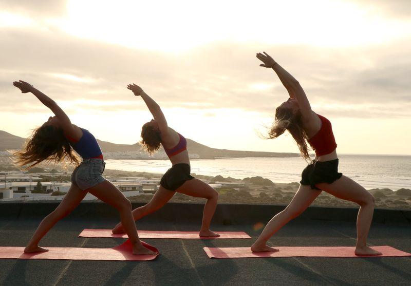 yoga retreat in lanzarote