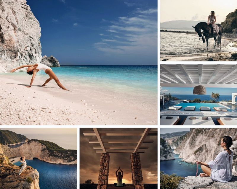 Yoga retreat in Zakynthos