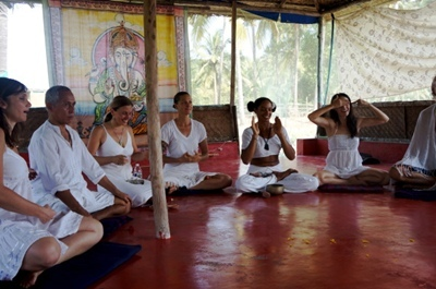 Tribe Yoga Teacher Training in India
