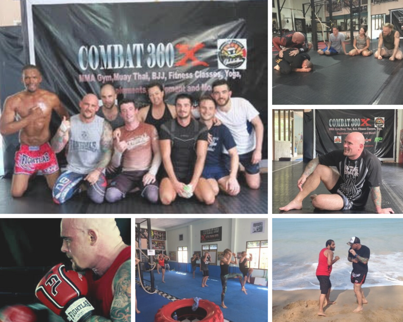 Muay Thai online course