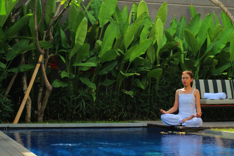 yoga retreat kuta