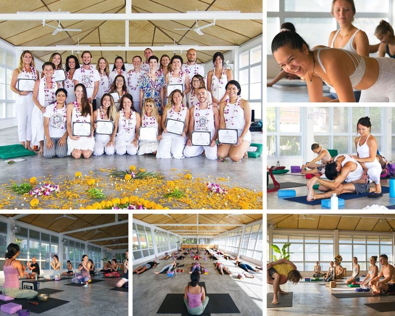 yoga teacher training in Ko Phangan