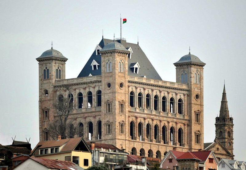 Rova Antananarivo palace