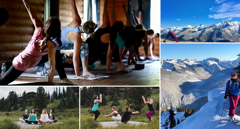 4 day yoga mountain adventure holiday