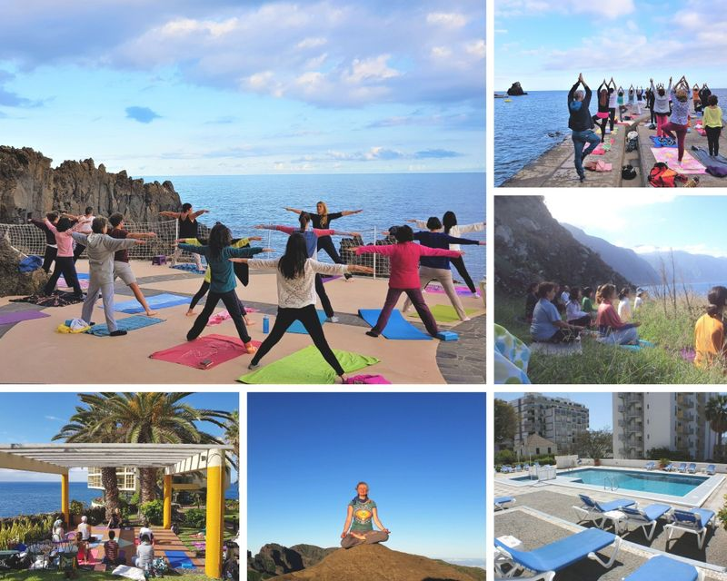 21 Days 200-hour Integral YTT Madeira