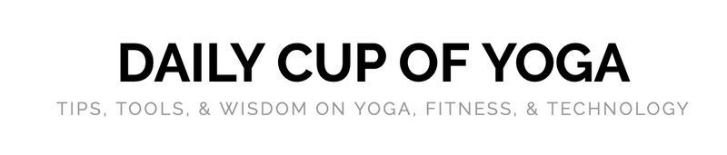 daily cup of yoga blog