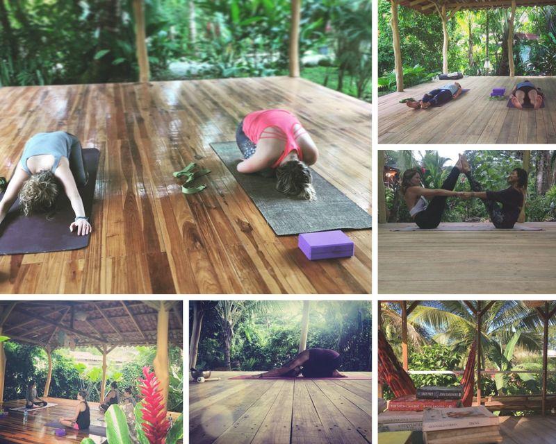 30 hour yin yoga TT in puerto viejo