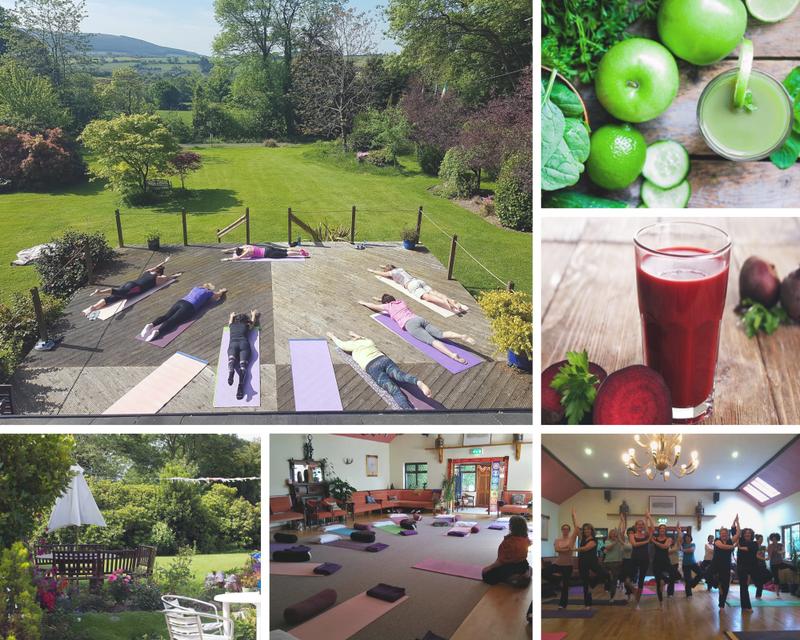yoga in Ireland